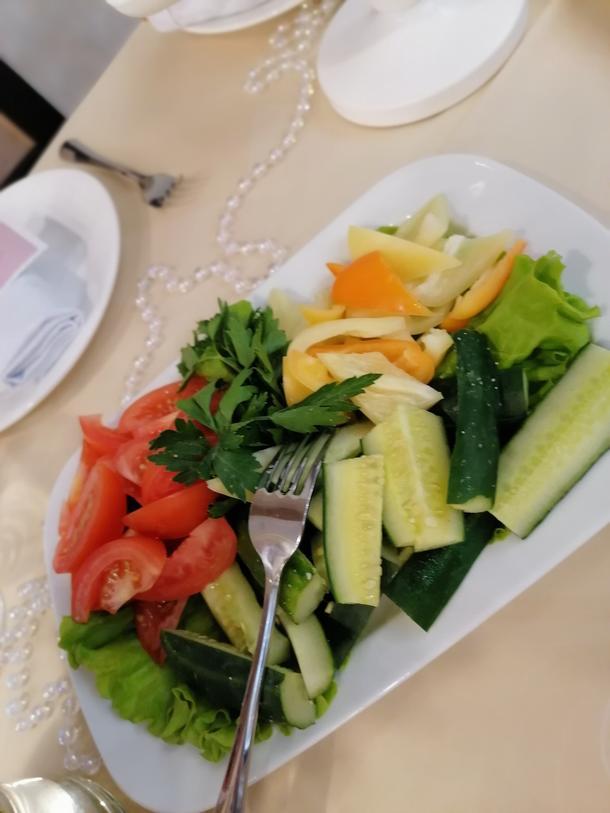 Ассорти сезонных овощей